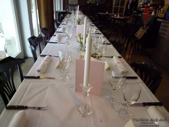 Hochzeitstisch gesamt
