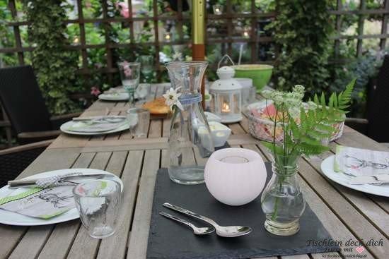 Gartenparty archive tischlein deck dich - Gartenparty tischdeko ...