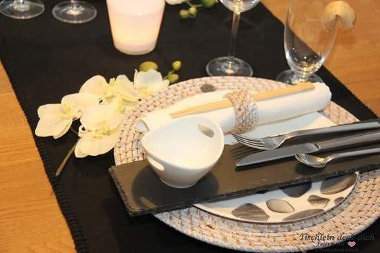 Tischdekoration Asien Asiatische Tischdeko Tischlein Deck Dich