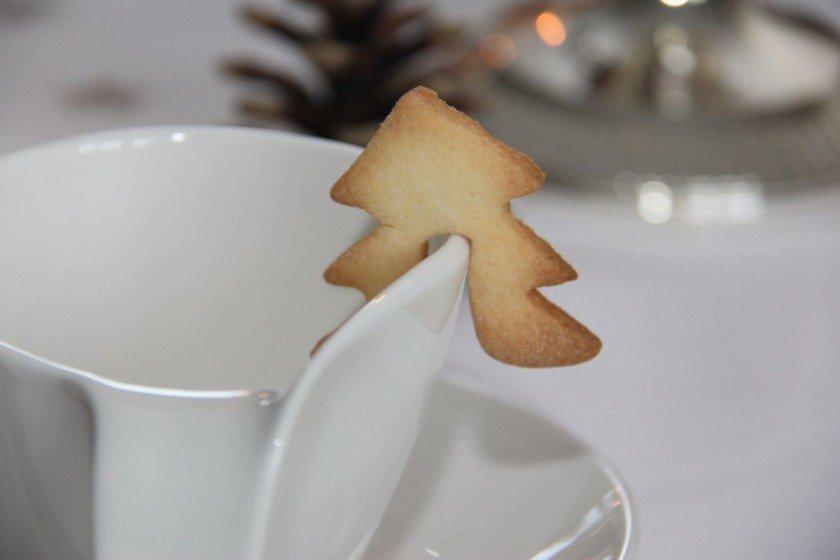 Weihnachten Tassenkeks