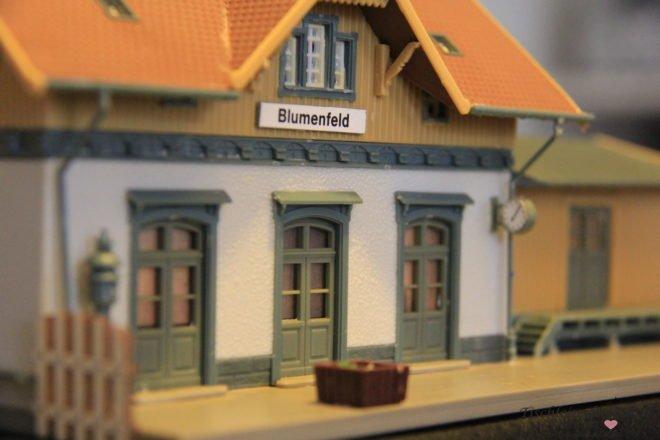 Eisenbahnromantik Bahnhof