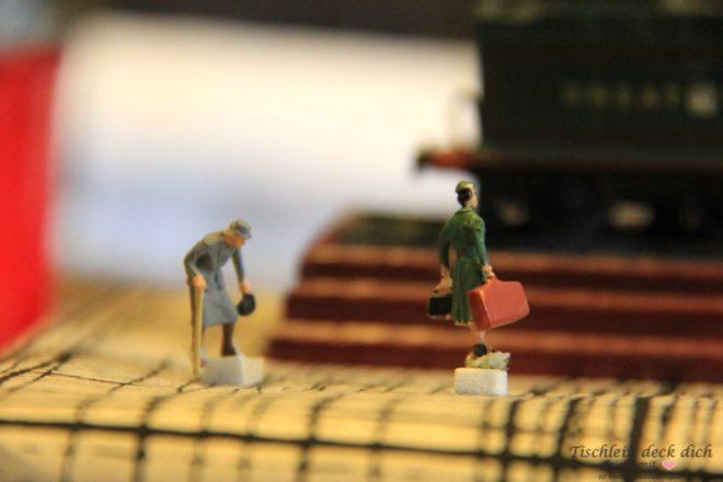 Eisenbahnromantik makro