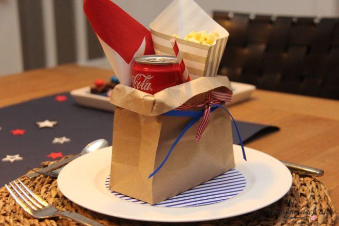 Usa wahlparty amerikanische tischdeko tischlein deck dich for Amerikanische deko