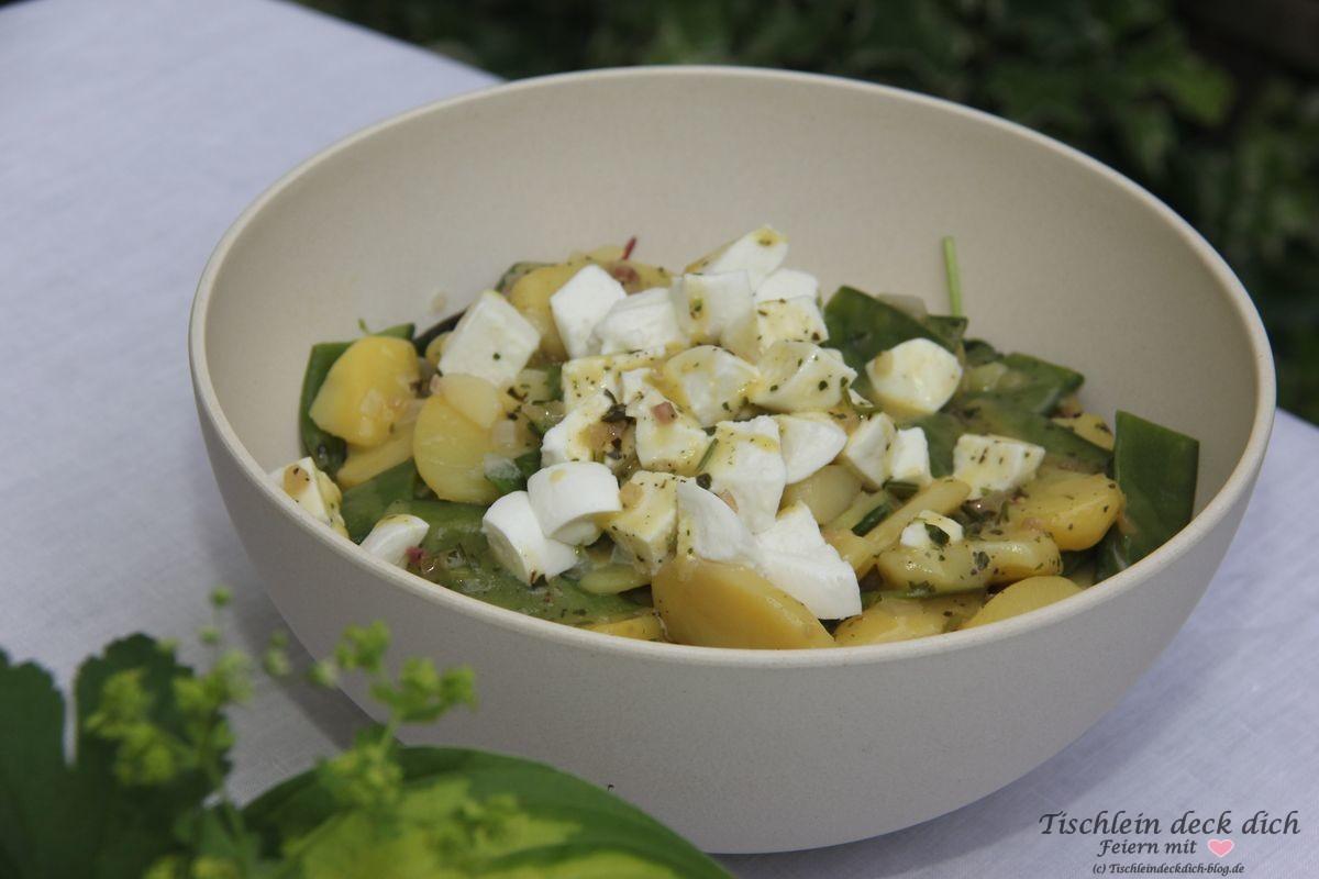 Grillabend Kartoffelsalat