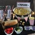 Kinoabend Popcorn