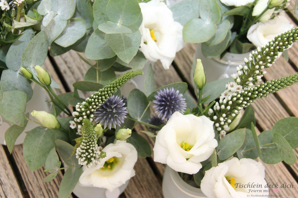 Kommunionsfeier Blumen