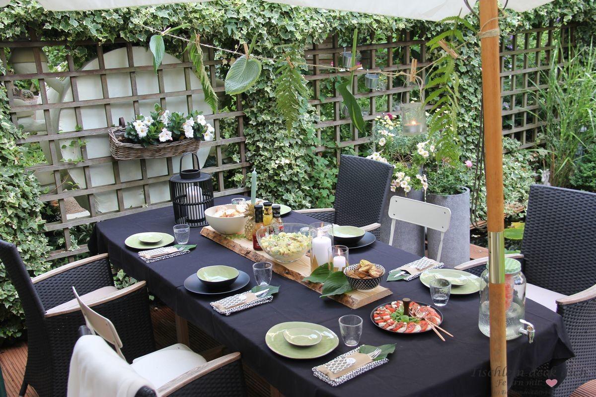 Tischdeko Im Urban Style 4 Tischlein Deck Dich