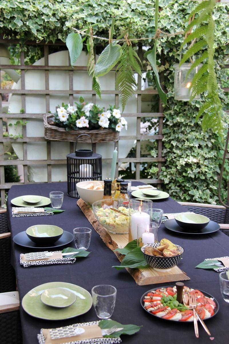 Tischdeko Im Urban Style 5 Tischlein Deck Dich
