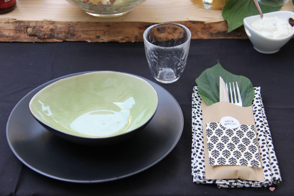 Tischdeko Im Urban Style 6 Tischlein Deck Dich
