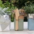 Tetrapack-Upcycling-Geschenkidee