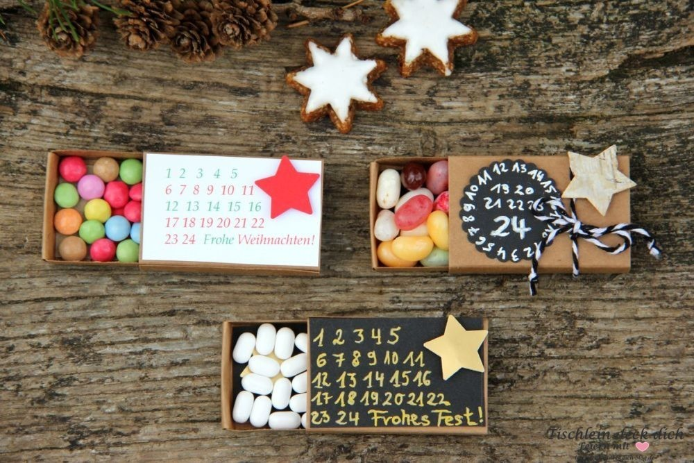 Adventskalender-to-go